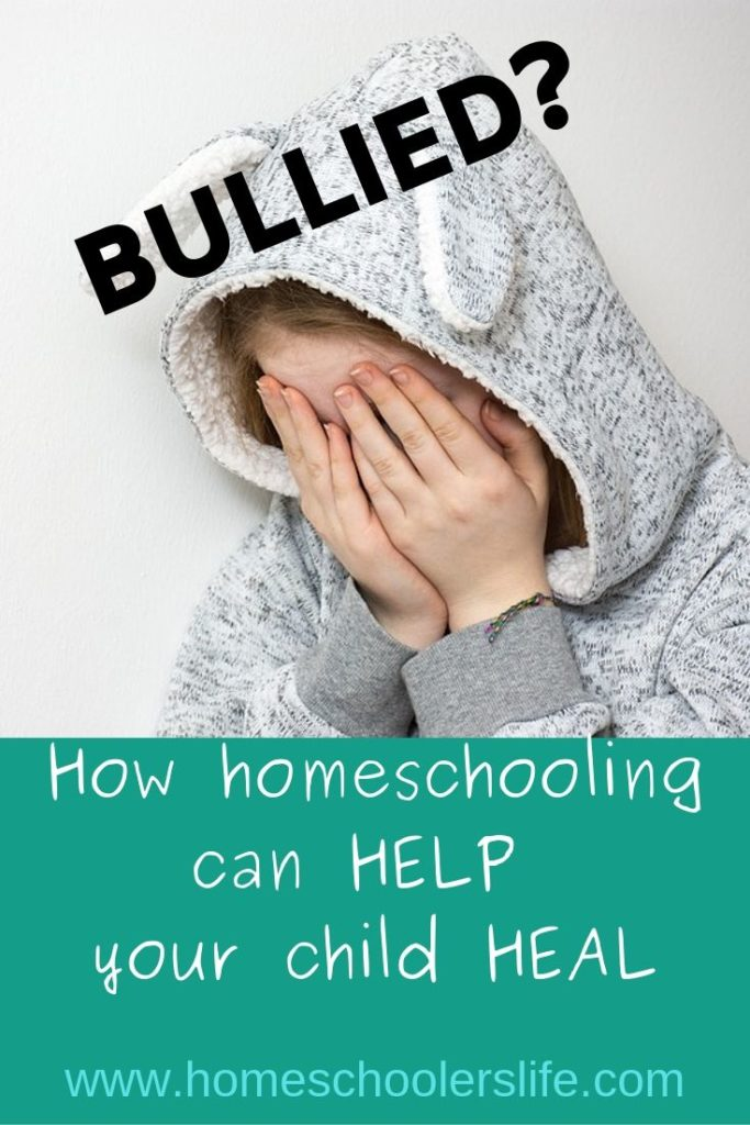 How homeschooling can help your bullied child