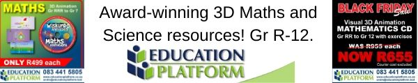 Education platform maths and science resources