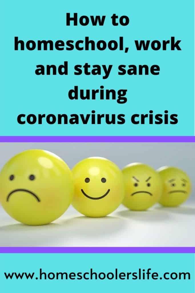 how to homeschool during the coronavirus crisis