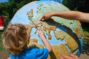 homeschooling while moving to another country